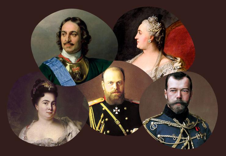 10 интересных фактов о русских монархах (11 фото)