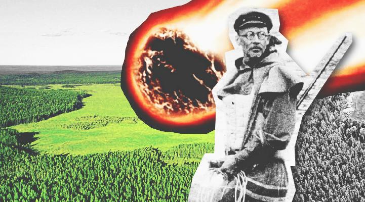 Мощнее Хиросимы в 20 раз как метеориты пытаются  уничтожить землю