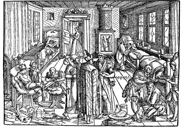 Слабоумие и отвары чем лечились от всяких холер наши предки до изобретения анальгина и алка-зельтцера (11 фото)