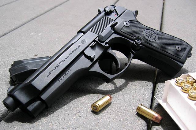 Десять самых лучших пистолетов в мире (10 фото)
