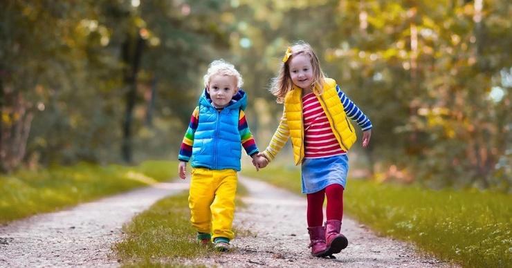 Исследователи доказали, что детям полезно играть в грязи