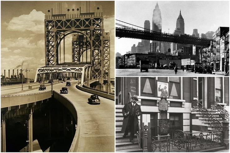 Нью-Йорк 1930-х на снимках Беренис Эббот (30 фото)