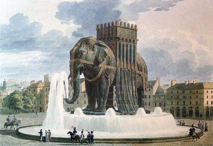 Слон Бастилии
