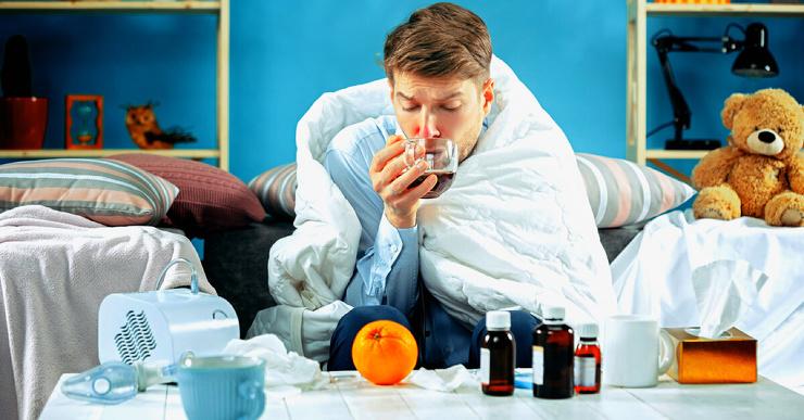 Какие травяные чаи действительно помогают при простуде?