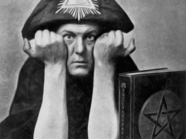 8 странных фактов о мистере Алистере Кроули (6 фото)