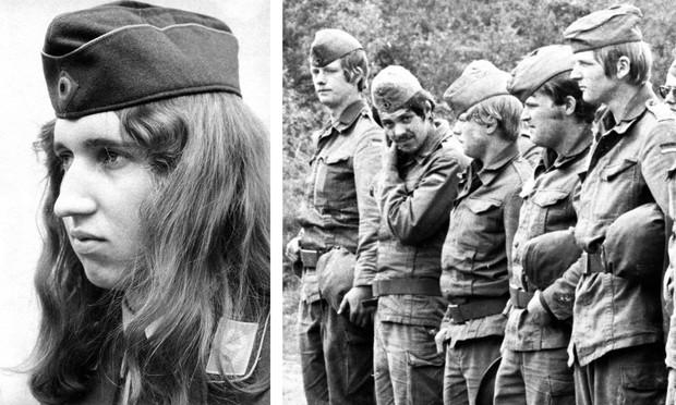 Откуда в армии Бундесвера пошла мода на длинные волосы
