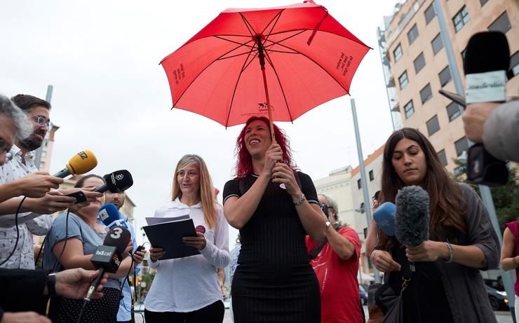Верховный суд Испании разрешил проституткам объединяться в профсоюзы