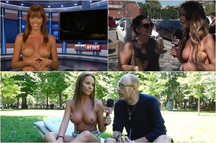 Горячие ведущие Голых новостей (35 фото)