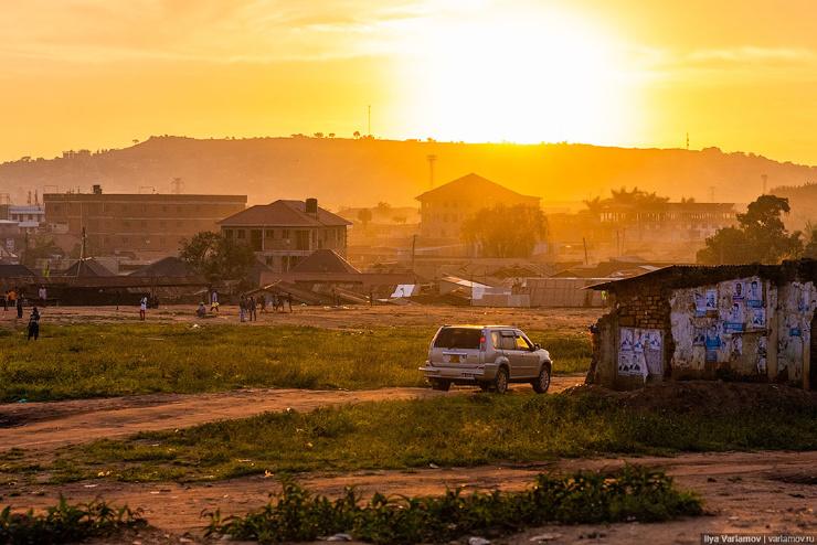 Уганда деревни, колдуны и детские жертвоприношения  фото
