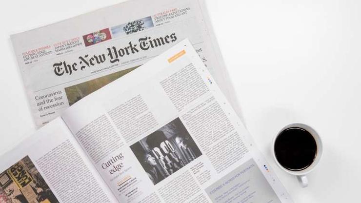 The New York Times будет писать слово черный с заглавной буквы  когда речь идет о людях и африканской культуре