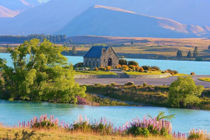 Если есть Новая Зеландия, где же Старая Зеландия