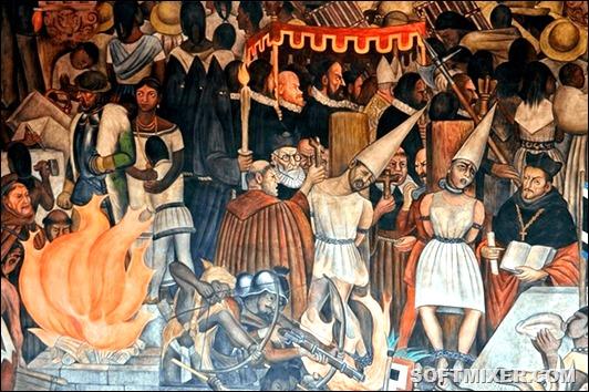 10 мифов об инквизиции (10 фото)