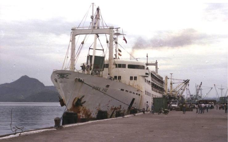 Донья Пас, затмившая Титаник