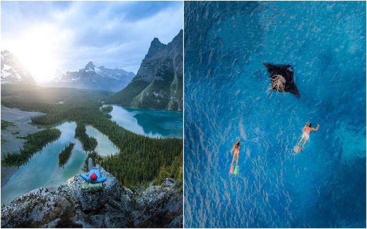 Замечательные снимки из путешествий Джесса Бонде (26 фото)