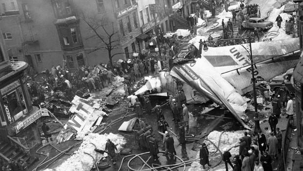 60 лет со дня крупнейшей авиакатастрофы своего времени
