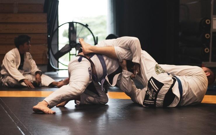В Дагестане отменили турнир по дзюдо из-за массовой драки  в ней приняли участие и спортсмены, и зрители