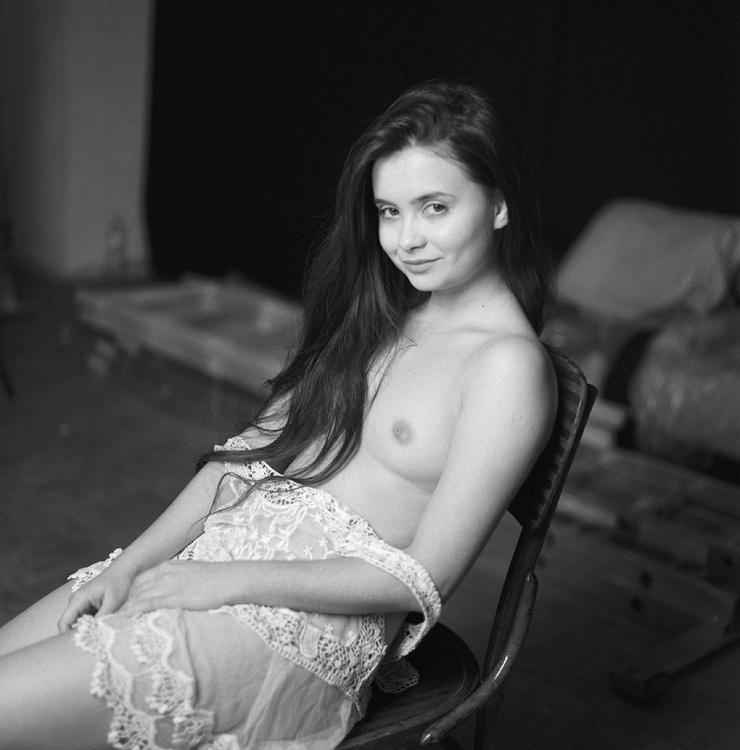 Эротические художественные снимки Юрия Хилиниченко