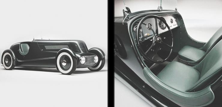 16 самых странных концептов автомобилей (15 фото)