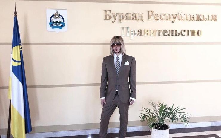 Сергей Зверев выдвинулся кандидатом в депутаты Госдумы от Бурятии