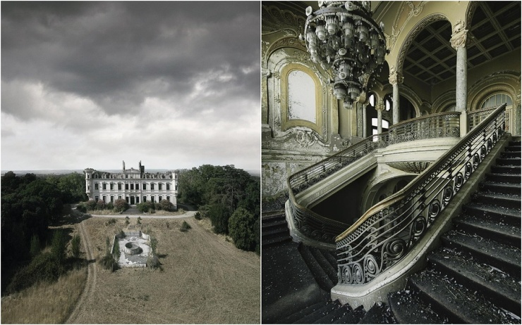 Фотопроект Заброшенная Скандинавия