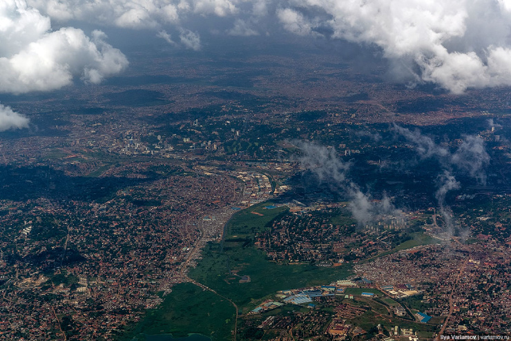 Африка Кампала   фото  видео