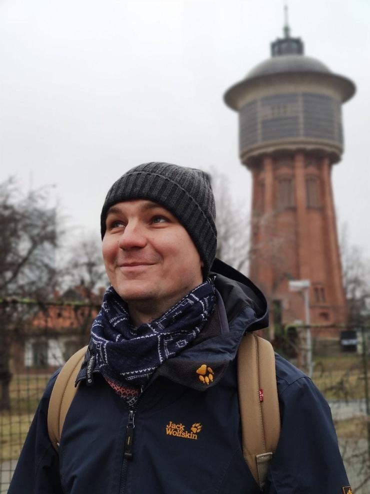Что случилось, когда я решил жить в старинной водонапорной башне (13 фото)