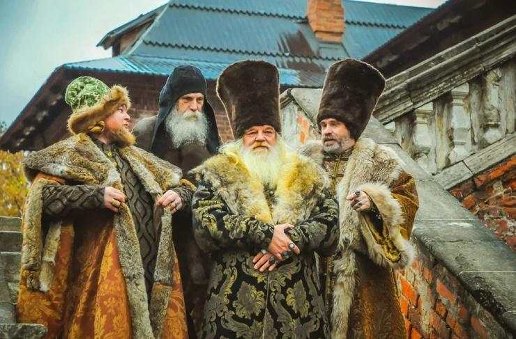 Семь русских боярских родов (8 фото)