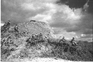 Синявинские высоты как саперная лопатка стала любимым оружием советской пехоты