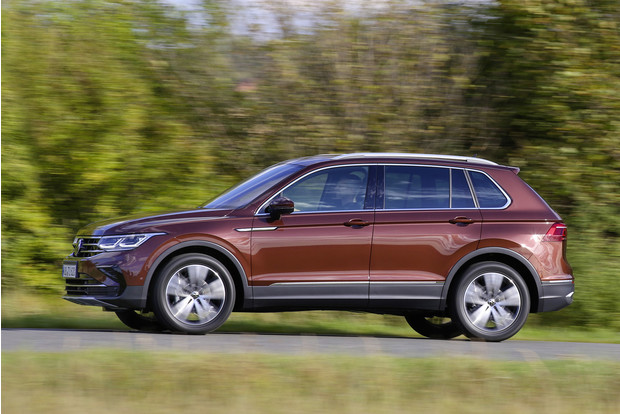Volkswagen шокировал ценой на новый Tiguan да, он стал дешевле