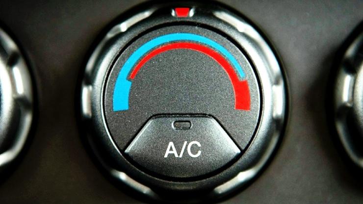 Быстрая проверка кондиционера в машине (видео)