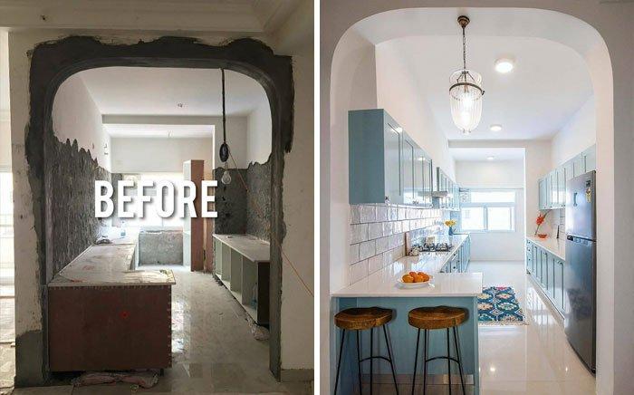 Невероятное преображение дизайн до и после ремонта