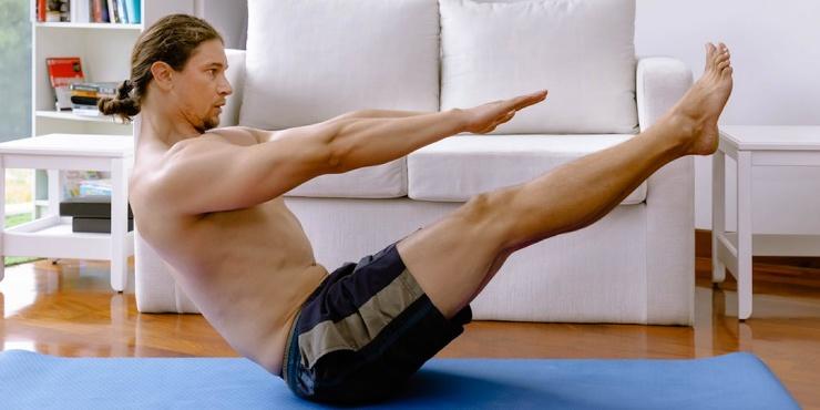 Тренировка дня 10 минут для серьёзной прокачки всего тела