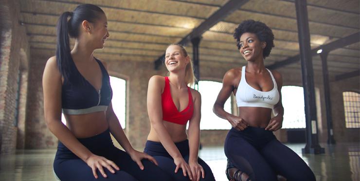 Исследование Физически активные люди на 98 менее подвержены депрессии