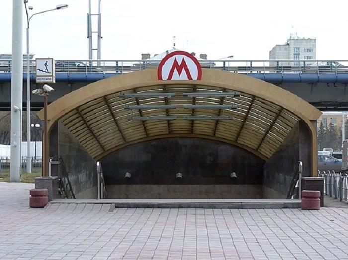 Почему в Омском метрополитене только одна станция (12 фото)