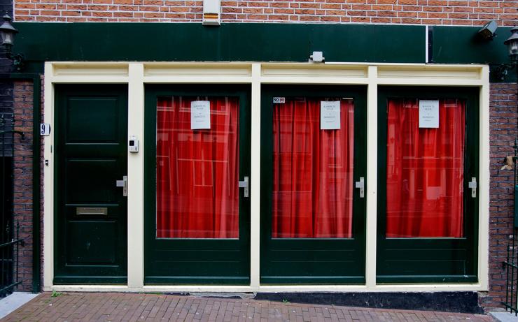 Квартал красных фонарей собираются убрать из исторического центра Амстердама