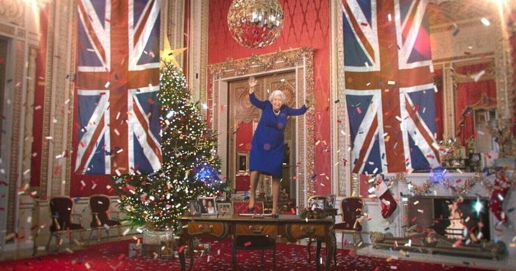 Нейросети заставили королеву Елизавету II танцевать на столе