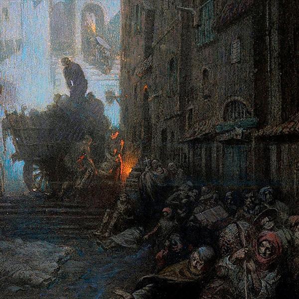 Художник недели чумовые картины Ричарда Теннанта Купера