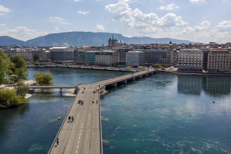 Самый высокий МРОТ в мире установили в Женеве