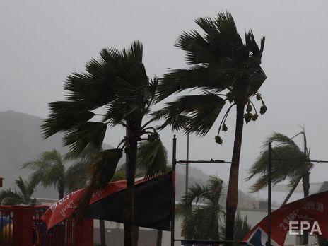 У американских метеорологов закончились имена для ураганов