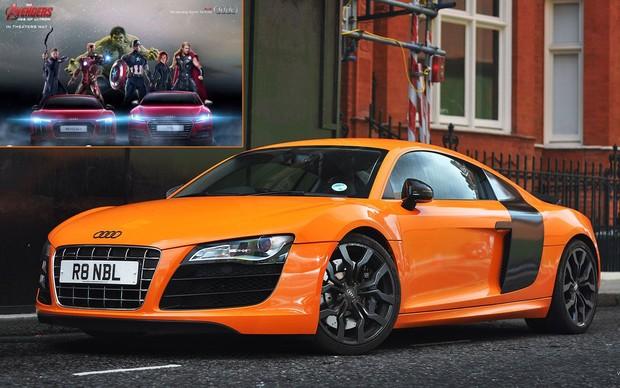 Восемь Audi, которые потрясли мир (8 фото)