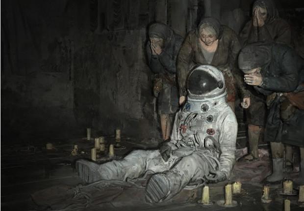 Пять самых хтонических российских художников, картины которых одновременно веселят и нагоняют панику (галерея)