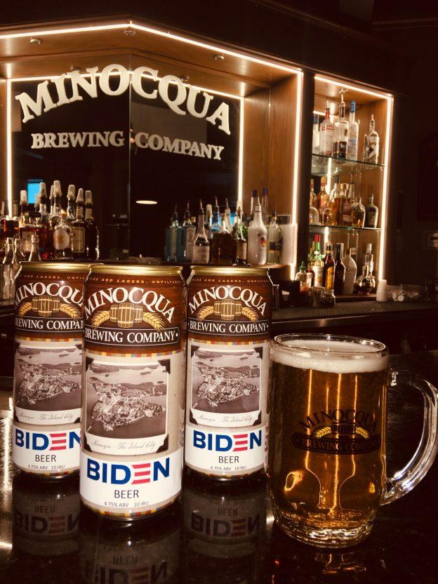 Водянистое и не слишком горькое в США выпустили пиво в честь президента Байдена