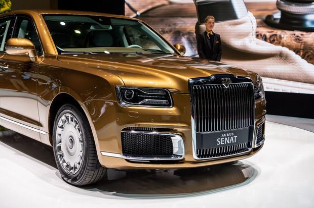 Российский Maybach по цене настоящего Maybach! В Елабуге стартовало (наконец-то) производство автомобилей Aurus
