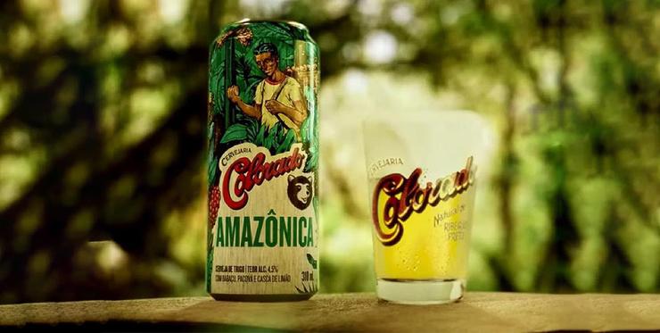 В Бразилии выпускают пиво, которое дорожает каждую неделю из-за вырубки лесов