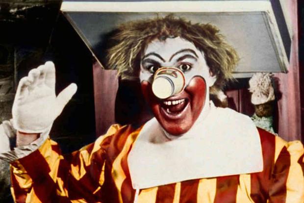 Как выглядела первая телевизионная реклама Макдоналдса (видео)