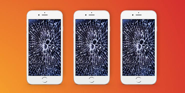 Apple запатентовали самовосстанавливающийся дисплей. Хотят выпускать складные айфоны