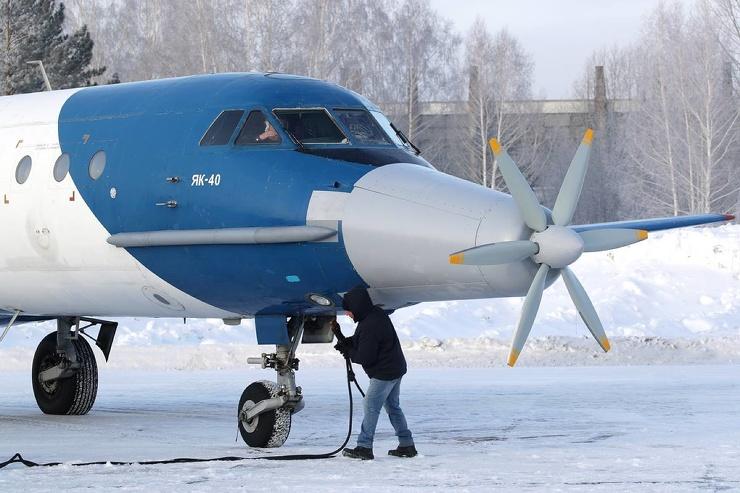 Россия опережает все страны в создании электросамолета
