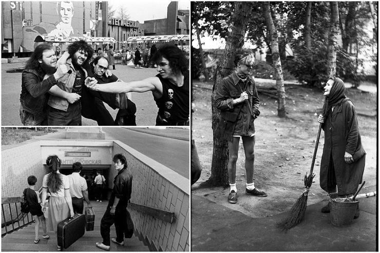Советский рок и время перемен на снимках главного фотографа 90-х Игоря Мухина