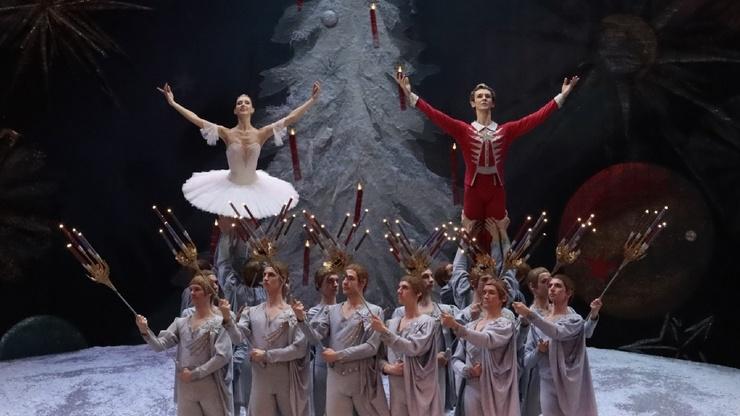 Смотрите постановку Большого театра на большом экране Пассаж Синема (видео)