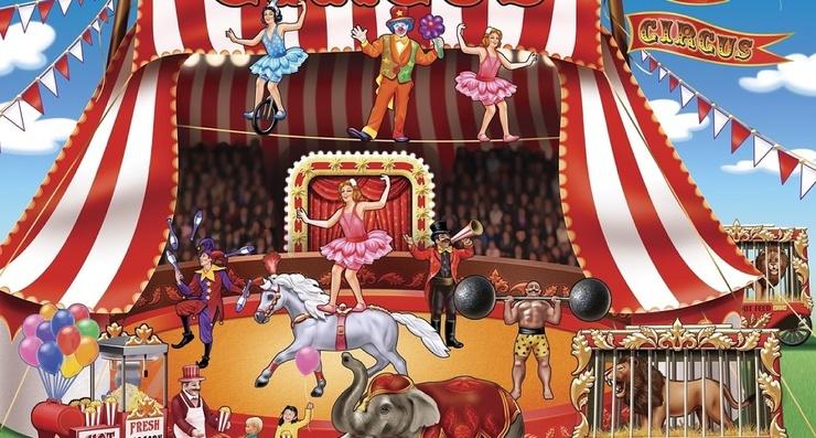 Почему циркачи никогда не едят семечки, а клоуны носят красные носы